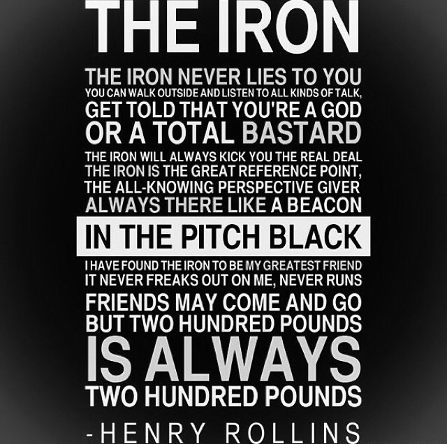 theiron (Henry Rollins)
